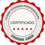 Certificado profesional Custom Casa