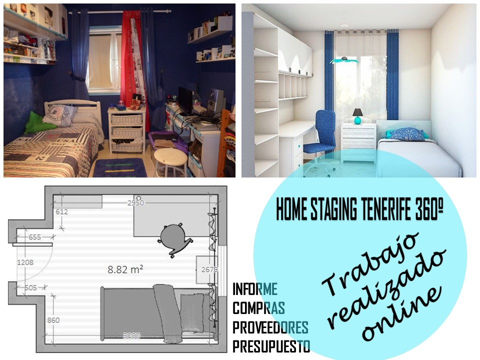 Home Staging Online con Home Staging Tenerife 360º