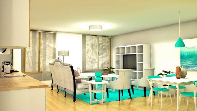Tour virtual sobre home staging virtual